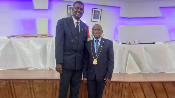 Conseil de district de Pamplemousses : « A dream has come true », confie le nouveau président après 25 ans d'attente