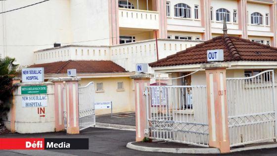 Covid-19 : un cas de contamination locale détecté sur un employé du New Souillac Hospital