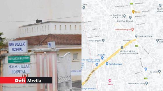 Covid-19 : deux nouveaux clusters identifiés à l'hôpital de Souillac et à Glen-Park