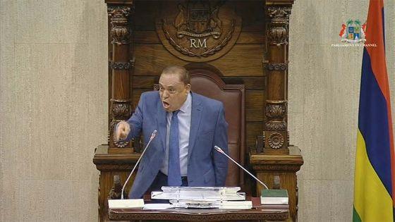 PNQ sur le drame de Barkly : séance agitée, le Speaker sort de ses gonds