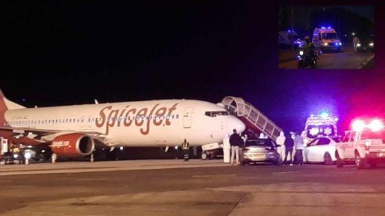 Soins médicaux de Ramgoolam en Inde : le SpiceJet a décollé à 21h de Plaisance