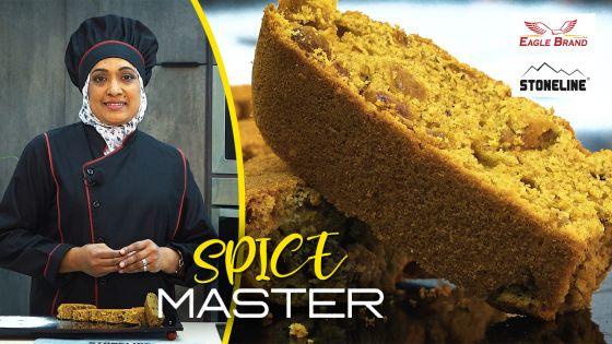 «Spice Master» : un «fruitcake» pour titiller les papilles