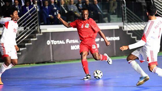 Futsal : Maurice se retire de la Coupe d'Afrique des Nations