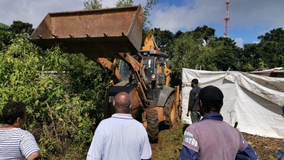 Situation des squatters : Atma Bumma appelle à la discipline