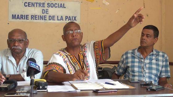 Rassemblement des organisations créoles : «Ne pas se laisser manipuler par les politiciens de tout bord», dit Gérard Paya