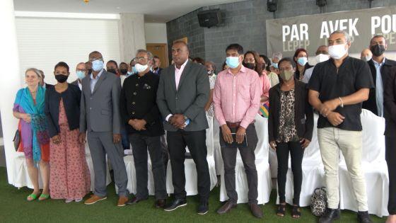 Linion Sitwayin Morisien de Bruneau Laurette se lance dans la politique : voici les dix «combats» que compte mener la nouvelle formation politique