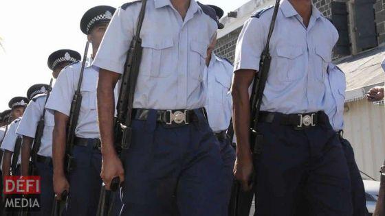 La SSU accueille 58 policiers suspendus