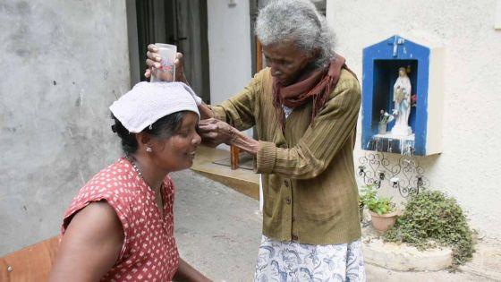 MARIE-THÉRÈSE LOLOTTE, 80 ANS: Une mémé au coeur d'or