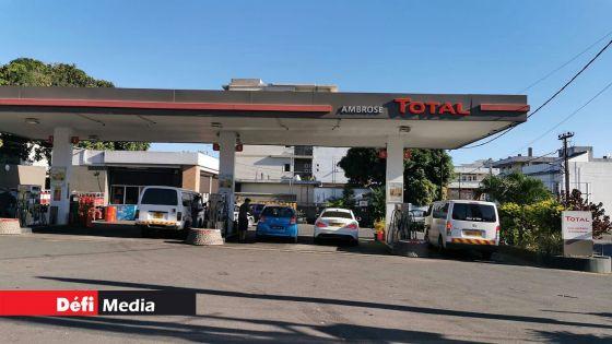 Total : Une bonbonne de gaz par personne