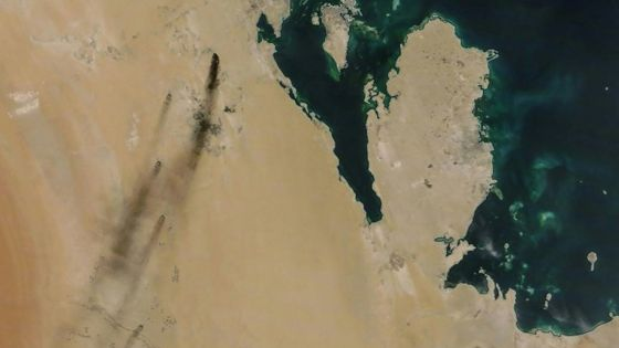 4 Minutes aux 4 Coins du Monde : attaque de drones en Arabie Saoudite, les Etats-Unis se disent prêts à riposter