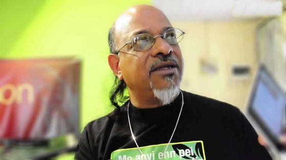 Ashok Subron : «L'affaire Air Mauritius est la conséquence du processus de coup d'État de palais»