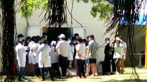 Covid-19 : les 15 couples sud-coréens placés en quarantaine à Maurice ont quitté le pays
