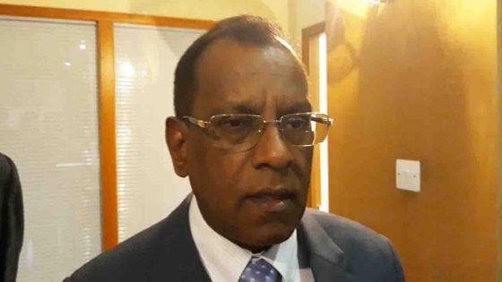 SME Mauritius : Sunil Bholah se dit pleinement content du travail entrepris par la Small and Medium Entreprise