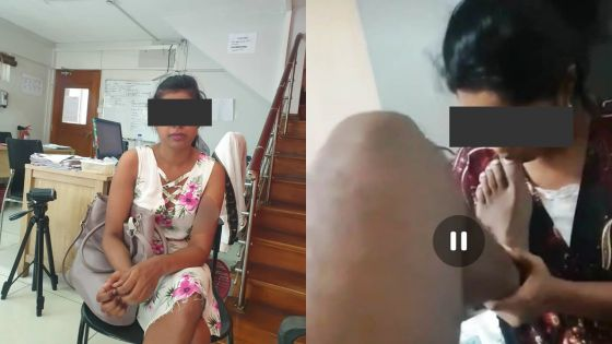 Sur fond de vengeance : Sunita, victime de sextorsion