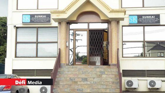 Sunkai devra rembourserplus de Rs 11 M à 32 ex-investisseurs