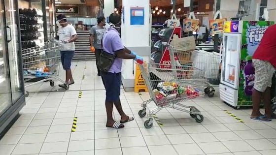 Supermarchés : faire ses courses moins contraignant dans certaines régions ce lundi