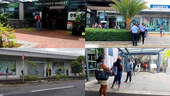 Supermarchés : Files d'attente interminables cet après-midi