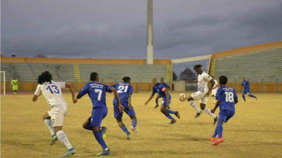 Super League : Pamplemousses SC bat Petite Rivière-Noire FC (2-1)