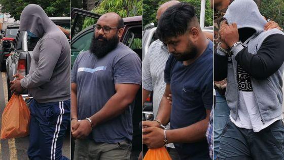 Enquête sur l'assassinat de Manan Fakoo :un huitième suspect arrêté, il avoue avoir été présent à Beau-Bassin