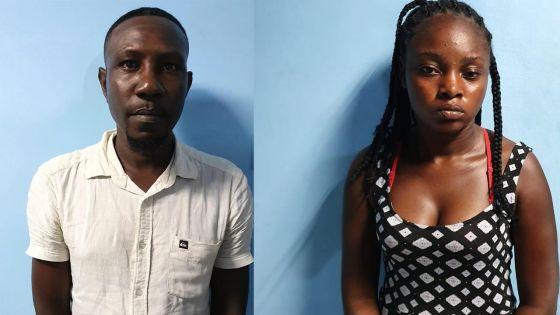 Drogue : un homme et sa nièce arrêtés au terme d'une opération policière musclée à Caro Calyptus
