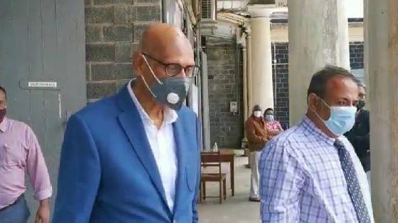 Provisoirement accusé de corruption dans l'affaire Saint-Louis : Swaley Kasenally libéré sous caution