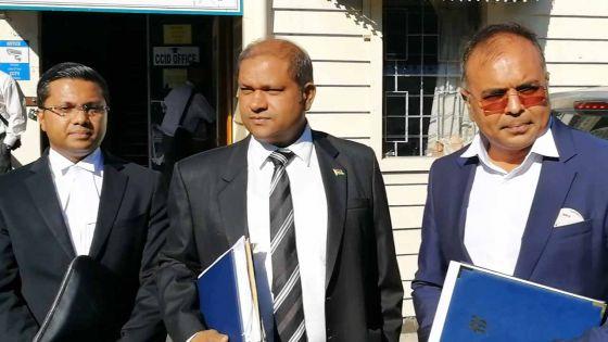 Affaire « Karo kann » : Kalyan Tarolah au CCID