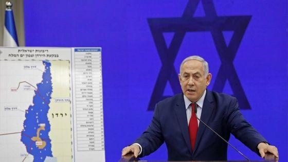 4 Minutes aux 4 Coins du Monde : Proche-Orient, Benyamin Netanyahu promet d'annexer la Vallée du Jourdain en Cisjordanie