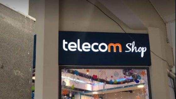 Covid-19 : fermeture temporaire du Telecom Shop de Trianon