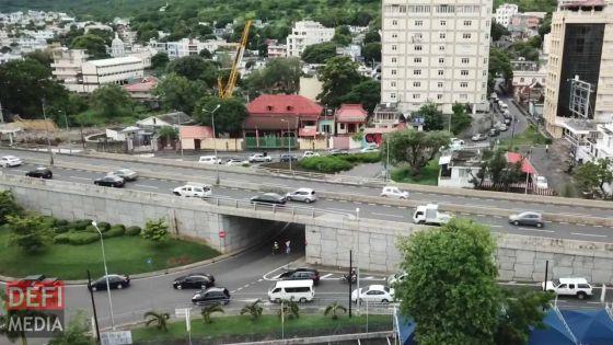 Travaux de l'Urban Terminal de Port-Louis : fermeture des voies en direction du nord et du sud à partir de demain