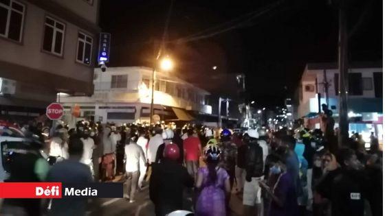 Tensions à Vallée-Pitot : un quatrième suspect arrêté
