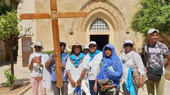Terre sainte : carrefour des religions