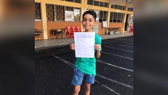 PSAC 2019 - Souillac : Thavya Varma Bissoondoyal décroche 4 unités