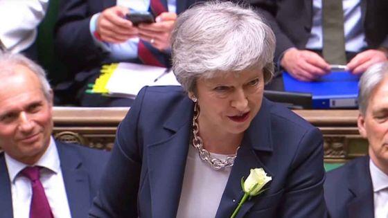 Brexit : Theresa May espère la même remontada que Liverpool