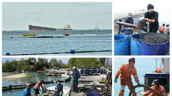 Wakashio : l'armateur japonais déjà impliqué dans plusieurs accidents, dont une marée noire dans l'océan Indien en 2006