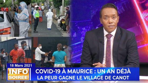 [INFO SOIRÉE] : 13 cas positifs et dépistage massif des habitants