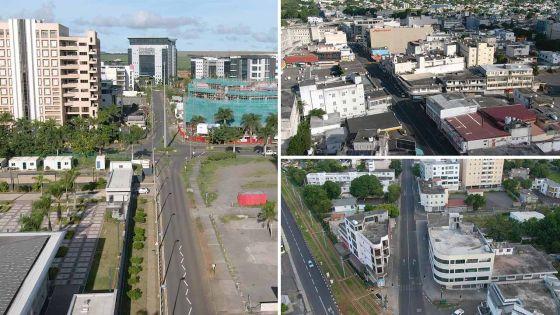 Confinement - DRONE : Quand les villes soeurs respirent