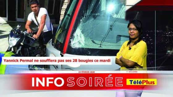 [Info Soirée]: «Garson la inn tass anba metro la, lerla linn riss li pli lwin», raconte un témoin