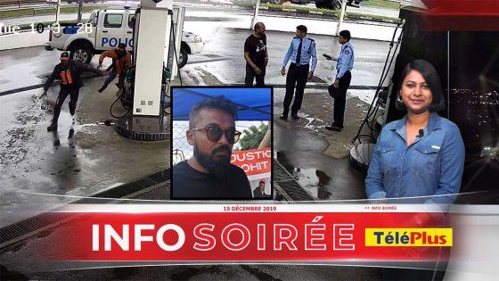 [Info Soirée] : Accident de Wooton : «Get video la [...] Apre zot tir zot prop konklizion», dit le fils de Rohit Gobin