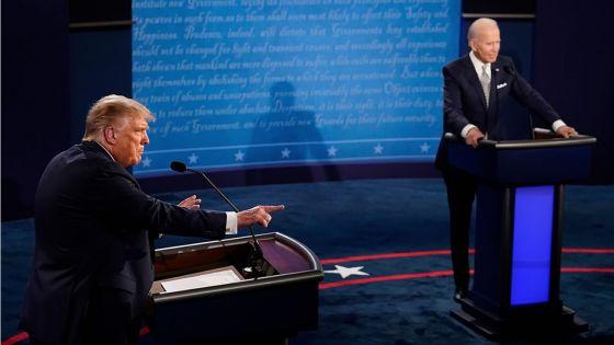 Trump/Biden, premier débat : insultes, impôts et accusations
