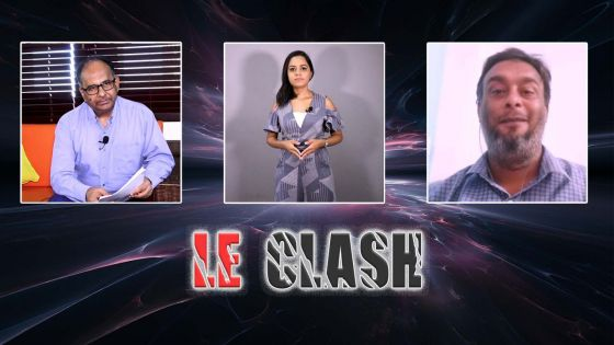 Le Clash - Contract Bus : Shameem Sahadut et Alan Ganoo s'expliquent