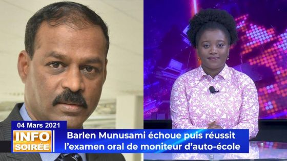 [INFO SOIRÉE] : DCP Taujoo : « Ti ena enn problem teknik dan kestyoner »