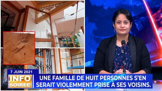 [Info Soirée] Maison saccagée à Pointe-aux-Sables : «Zanfan finn tir sab ek boutey !»