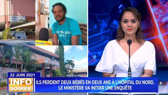 [Info Soirée] Stéphanie Nakeed : « Pa kapav tou kou tibaba pe mor laba »