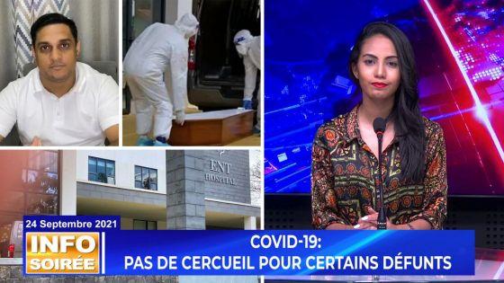 Info Soirée : «Pena oken konsideration pu ti dimoun»