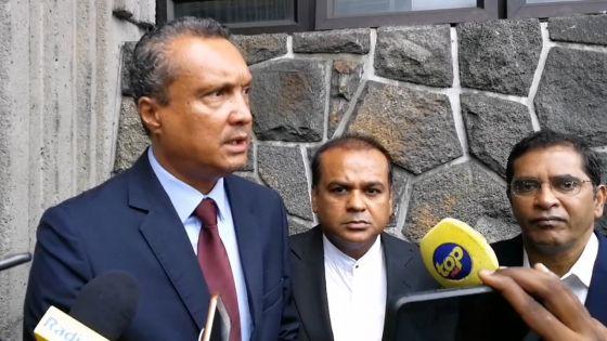 Comité parlementaire de l'Icac : « L'ordre du jour de la réunion de ce mardi est une farce », selon Assirvaden