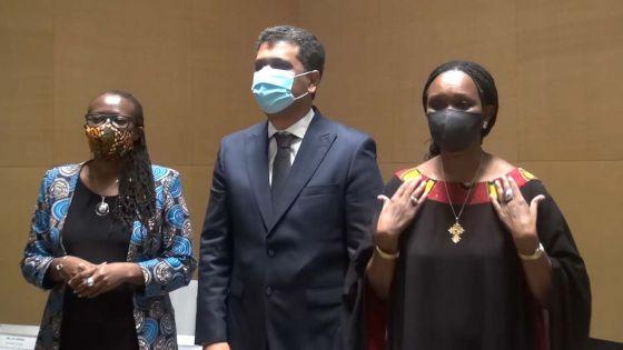 «Tous les territoires de l'État mauricien inclus dans le National Oil Spill Contingency Plan»