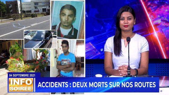[Info Soirée] : Accident fatal à Rivière-Noire : «Ti ena Rs 10 000 ar li et cash la fine perdi», confie la sœur de la victime