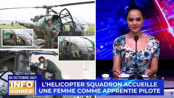 [Info Soirée] : «Nou encouraz madam pou grimper dan la force policière»
