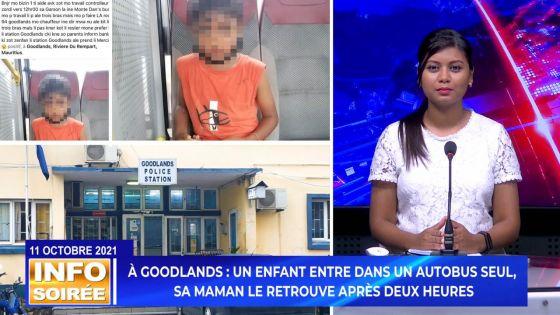 [Info Soirée] : «Kan mo al kit zanfan la stasyon li pann rod ale et linn reste trap mo lamain»