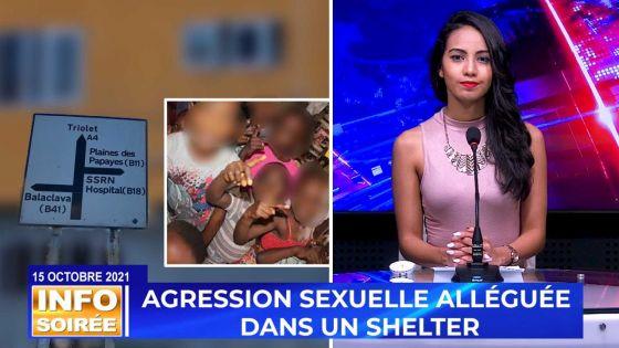 [Info Soirée] : «Zot finn fer mwa gagn dimal», dit la présumée victime de 6 ans